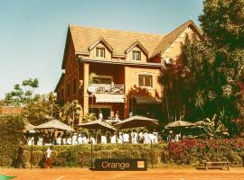 Le Country Club, hotel in Antananarivo