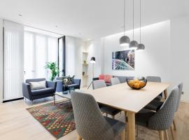 Rubén Darío Apartments by Flatsweethome, hotel adaptado en Madrid