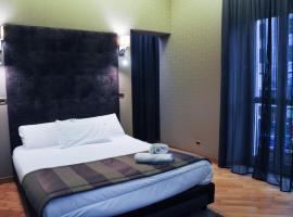Hotel Regina Margherita, hotel near Bologna Metro Station, Rome