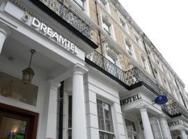 Dreamtel London Kensington, hotel in Earls Court, London