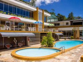 Casa do Sol Hotel, hotel near Crystal Palace, Petrópolis