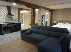 Loft 7calles, Casco Viejo. Bio, hotel cerca de Catedral de Santiago, Bilbao