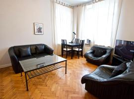 KvartiraSvobodna -Апартаменты у Красной Площади, apartment in Moscow