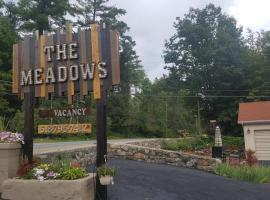 The Meadows, room in Lake George