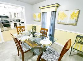 Moury under 3mi to MB & Tourist Attr., villa in Atlanta