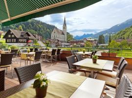Hotel Hirschen, hotel in Silbertal