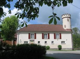 Pension Kastanienhof, hotel near Göltzsch Viaduct, Zeulenroda