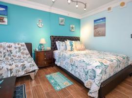 Ocean view studio condo., hotel near Daytona International Speedway, Daytona Beach