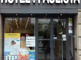 Hotel Paulista, hotel perto de Estação de Metro Campo 24 de Agosto, Porto