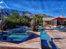 Catalina Ankor, villa in Palm Springs