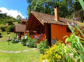 Pousada Caminho do Escorrega, hotel in Visconde De Maua