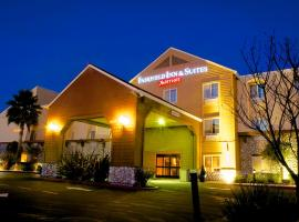 Fairfield Inn and Suites by Marriott Napa American Canyon, hotel in Napa