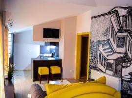 Di Angolo Apartments, apartment in Ohrid