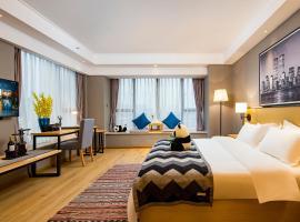 Aidu International Apartment, hotel in Chengdu