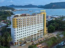 Goldsands Hotel Langkawi,瓜埠的飯店