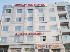 Midway Inn Hotel, hotel in Rawalpindi