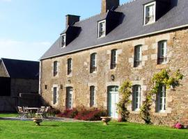 La Vieille Foulonnière : Chambres d'hôtes & Permaculture, B&B in Pontorson