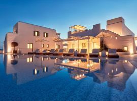18 Grapes Hotel, hotel near Plaka Camping, Agios Prokopios
