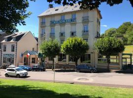 Hotel Au Val Doré, hôtel à La Bourboule