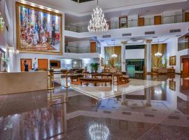 Golden Lis Hotel Boutique, hotel em Goiânia