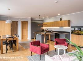 Maironis apartment 2, atostogų būstas mieste Kaunas