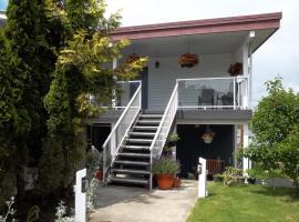 Bayshore Waterfront Inn, motel in Ucluelet
