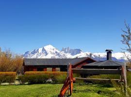Estancia Tercera Barranca, hotel en Torres del Paine