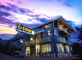 La Cottage Boutique Hotel & Restaurant、ヌワラエリヤのホテル