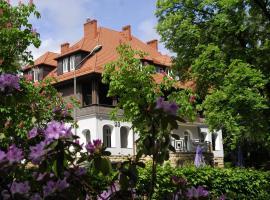 Villa Lessing, hotel in Polanica-Zdrój