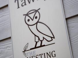 The Nesting Box, hotel in Campsea Ashe
