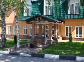 GOLDEN PARK, hotel in Klin