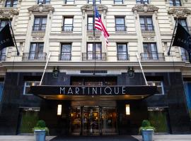 Martinique New York on Broadway, Curio Collection by Hilton, hotel near Flatiron Building, New York