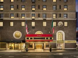 Michelangelo Hotel, hotel near Times Square, New York