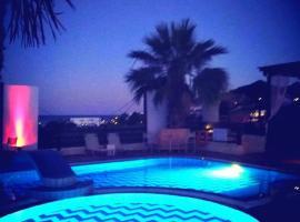 Angela Hotel, hotel in Agia Marina Aegina