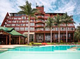 Amérian Portal Del Iguazú Hotel, hotel near Orchid Area, Puerto Iguazú
