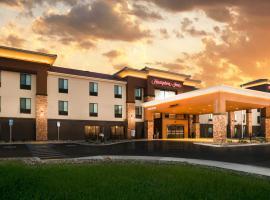 Hampton Inn Arvin Tejon Ranch, Ca, hotel in Wheeler Ridge