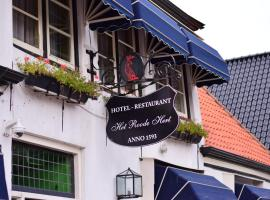Hotel Restaurant Het Roode Hert, hotel en Bovenkarspel