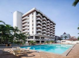 Oriental Palace, budget hotel in Hanoi