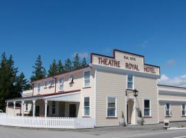 Theatre Royal Hotel, hotel in Kumara