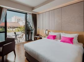 Victoria Garden Hotel, hotel near Penang Jetty, George Town
