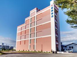 喜樂旅店,台東市的家庭旅館