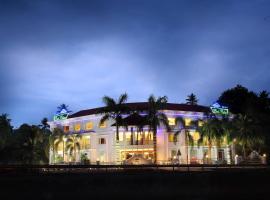 Hotel Port Palace Kovalam, отель в Коваламе