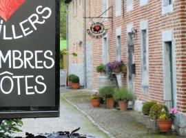 B&B Au Coeur de Villers, spa hotel in Villers-Sainte-Gertrude