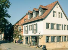 moments café & apartmenthaus, apartment in Thurnau