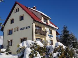 Noclegi Relax – hotel w pobliżu miejsca Wyciąg narciarski Mały Rachowiec w Zwardoniu
