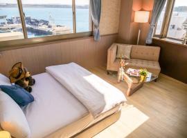 澎湖和田大飯店 MF Hotel, penghu, отель в городе Магун