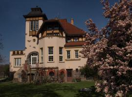 Amálie Vila 1921 secesní nostalgie, ubytování v soukromí v destinaci Olomouc