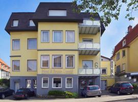 Hotel Ferienwohnungen Lippold, hotel in Bad Salzuflen