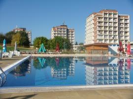 Pavel Banya Complex, Hotel in Pavel Banya