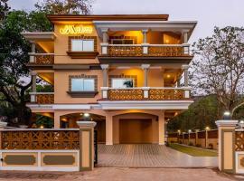 JM Vista Suites, hotel near Thivim railway station, Siolim